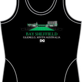 Ladies Supporter Singlet